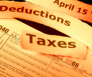 Tax Mortgage Interest Deductions
